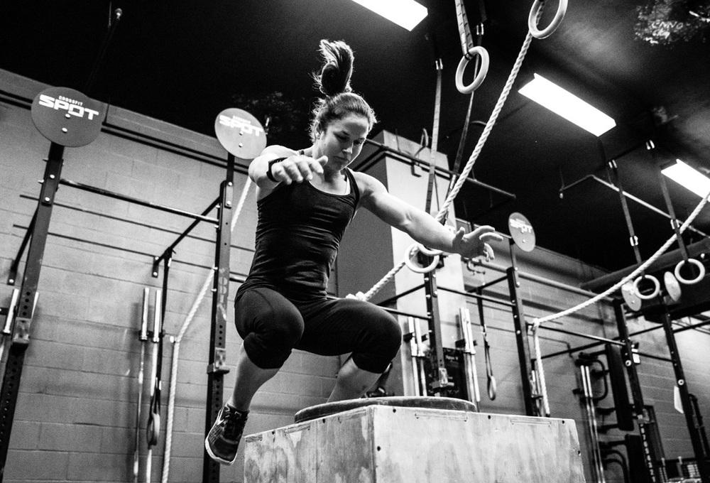 Kari Pearce, 4x CrossFit Games Athlete, Fittest American Woman 2018