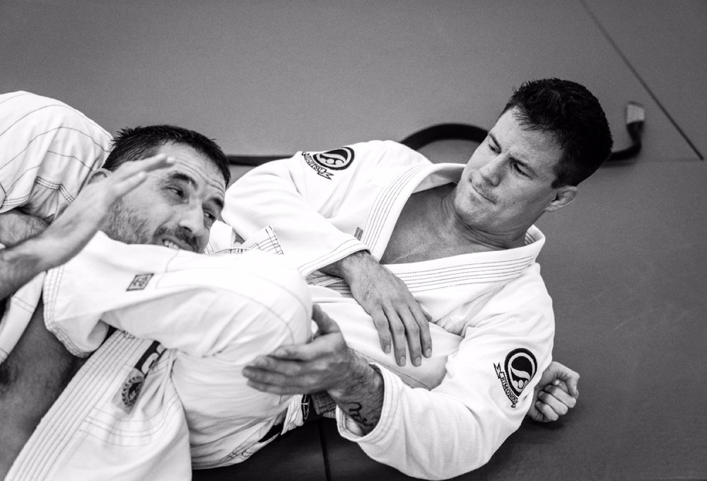 John Cholish, Former UFC Fighter, Current Brazilian Jiu-Jitsu Practitioner