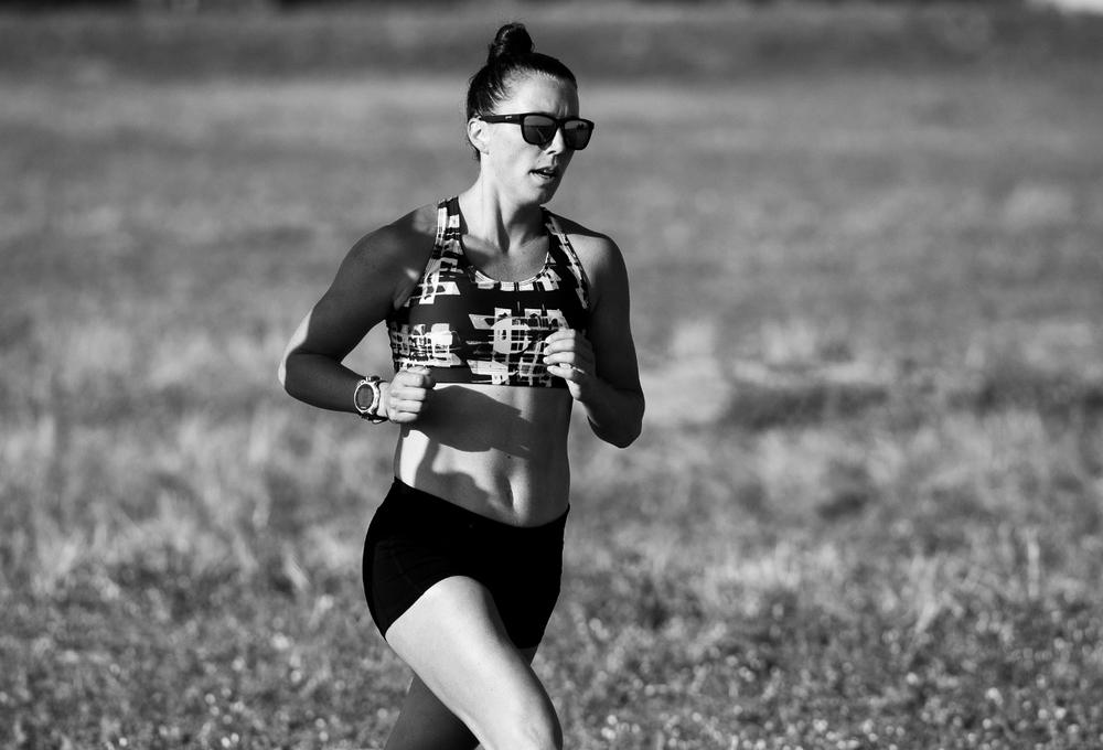 Allie Kieffer, Professional Distance Runner