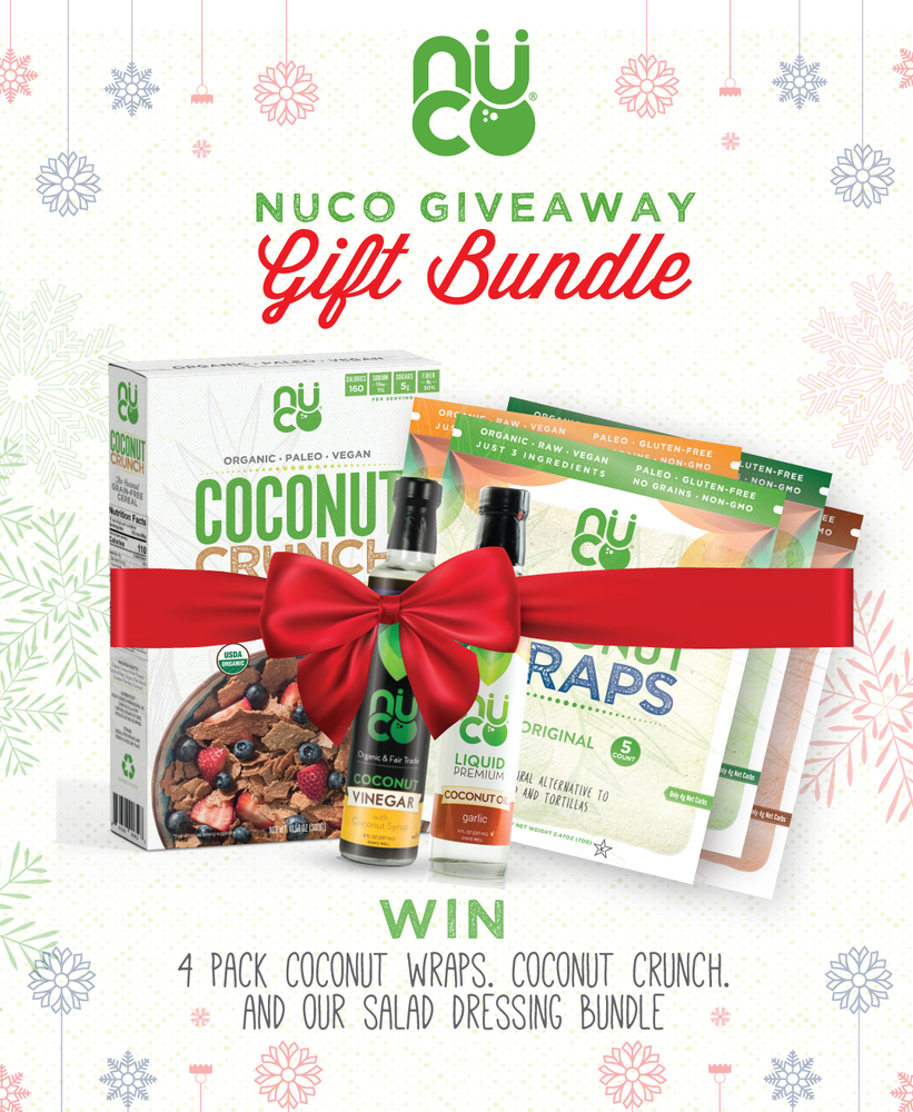 Wraps Giveaway