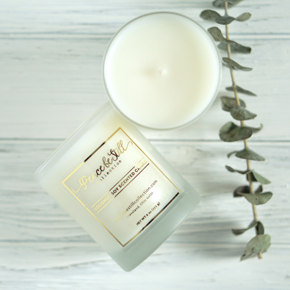 Peace Be Still Collection Candle
