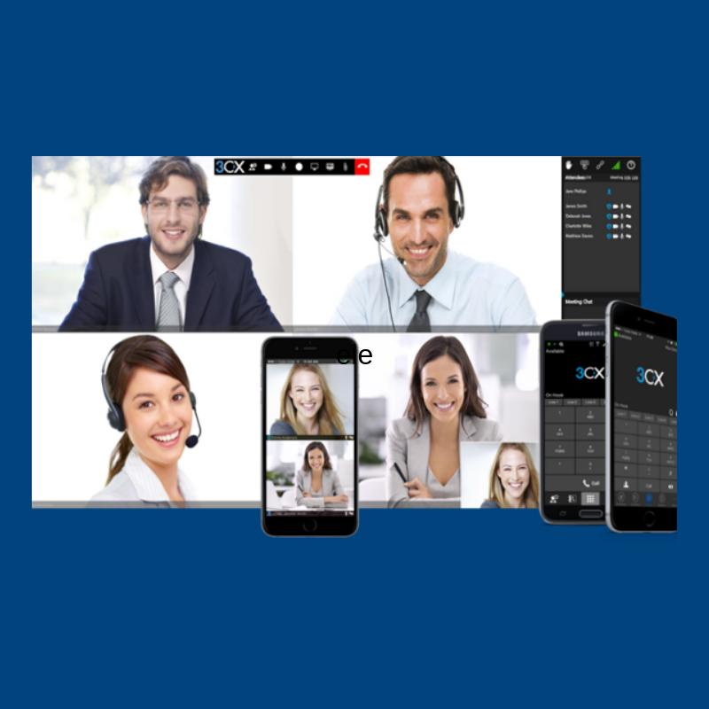 3CX Unified Communications platform
