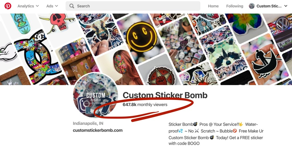 CustomStickerBomb.com, The Only High-Quality Sticker Bomb Sticker Shop, Premium Sticker Design and Discounts if you join the Sticker Shock Newsletter. Check out our stickers on Instagram! Shop Now!