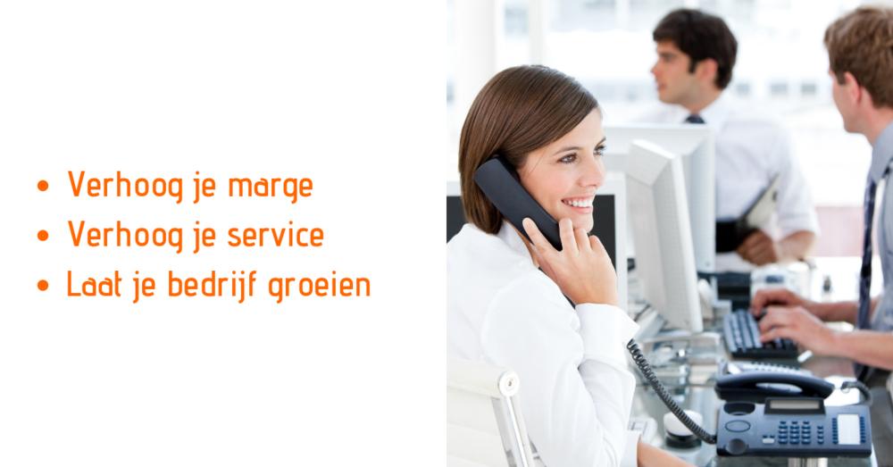 VoIP telefonie reseller