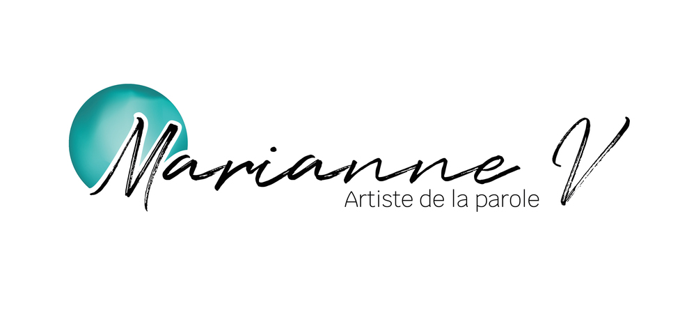Marianne V artiste de la parole