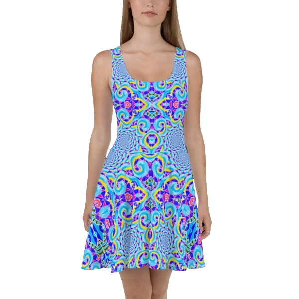 Psychedelic Dress