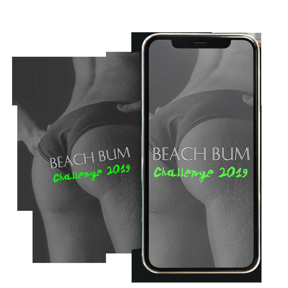 Russ Howe PTI Beach Bum Challenge