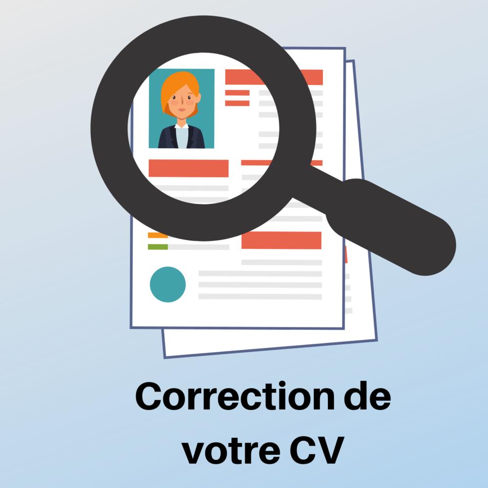 Correction de votre cv suisse