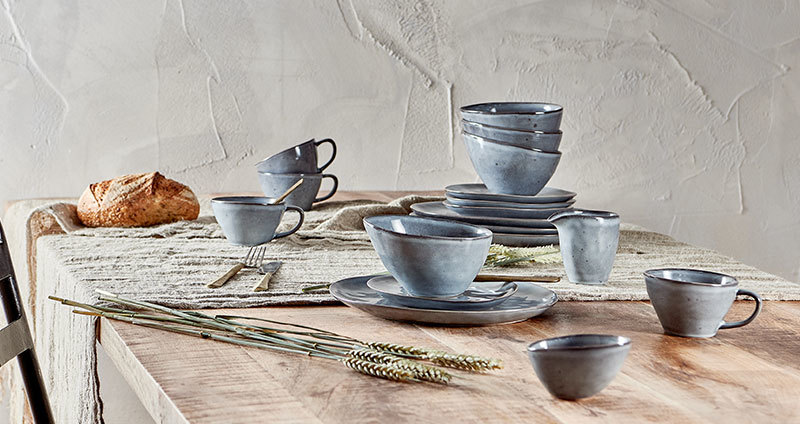 Win an Indigo Drop tableware set