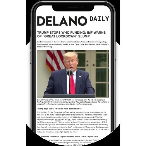 Delano Daily
