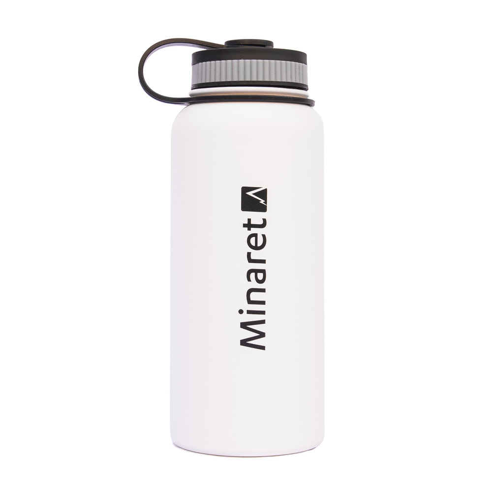 Glacier Bottle White