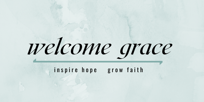 welcome grace logo