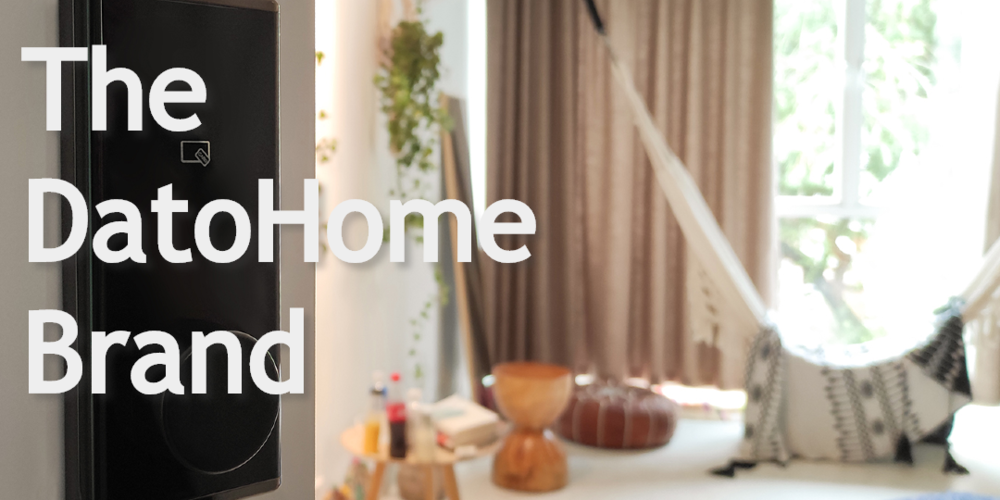 The Dato Home Official Brand brings smart home to all homes