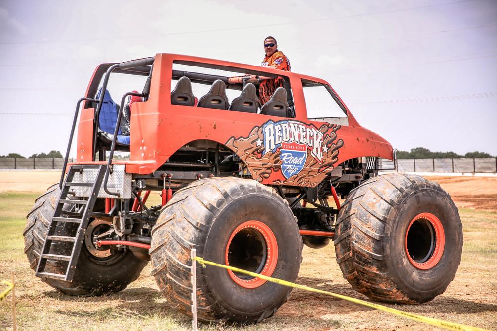 Redneck Roadtrip Ride Truck