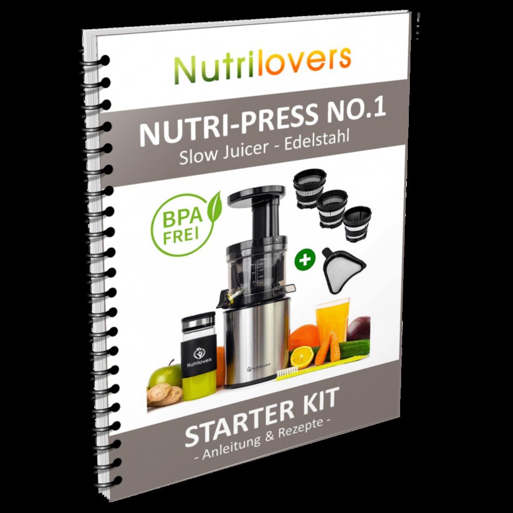 GREEN-PRESS Starter Kit