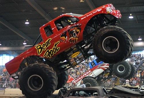Ride Truck