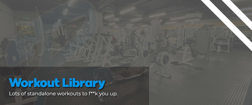 Workout Library
