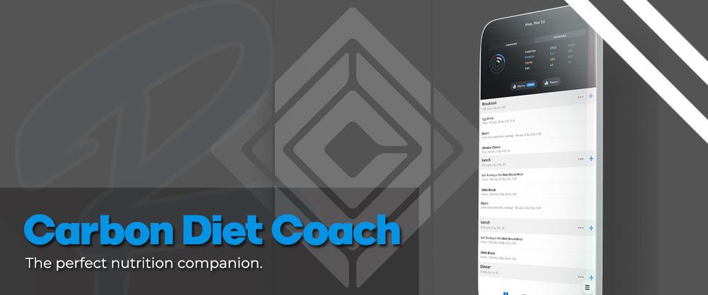 Carbon Diet Coach App