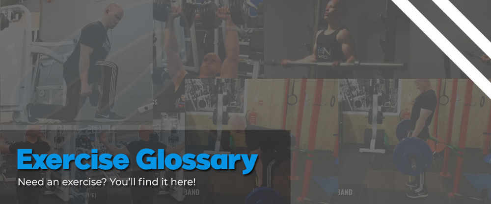 Exercise Glossary