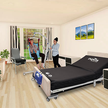 Your aged care facility fitout partner