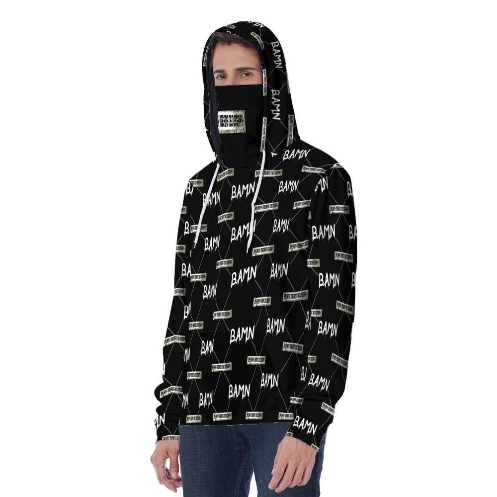 Bandana Hoodie Collection (Built-in Masks)