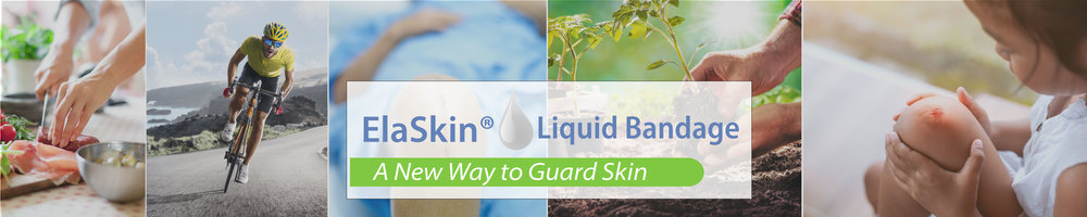 A New way to guard skin