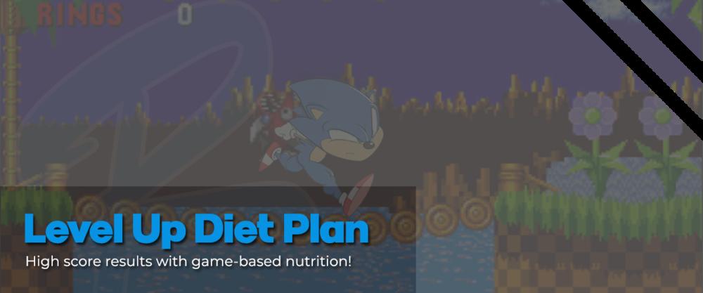 Level Up Diet Plan