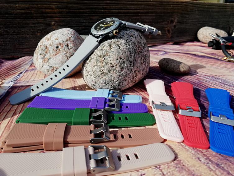 Kumirannekkeet vahvalla rankenteella ja monessa värissä