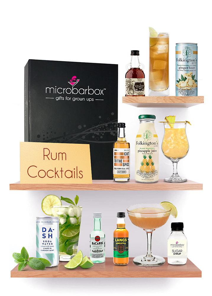 Rum Cocktail MicroBarBox