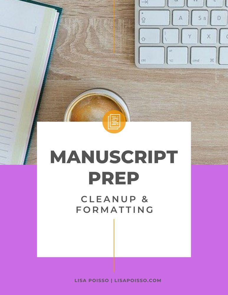 Manuscript Prep Guide