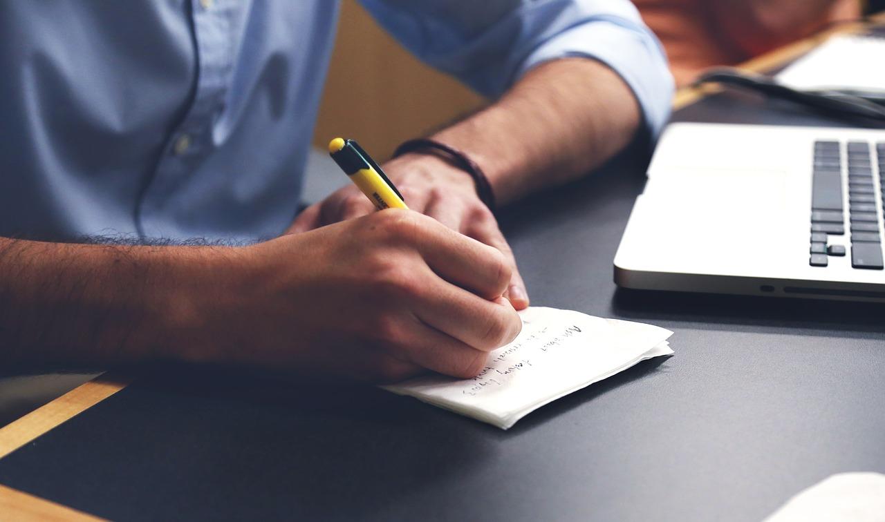 Checklist organización curso
