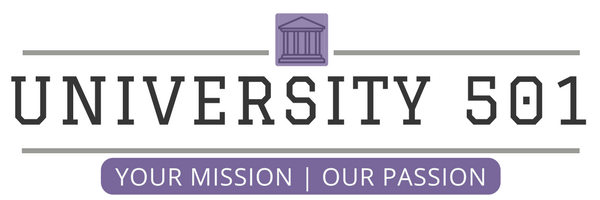 University 501 - Positive Change for Change-Makers