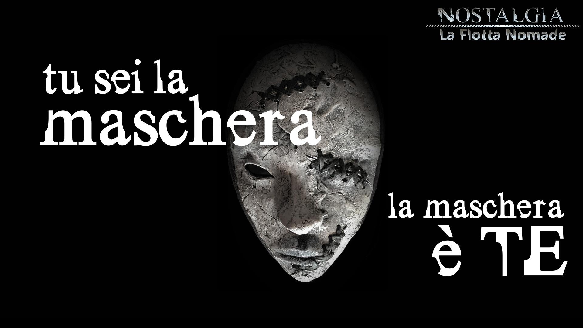 Una vera maschera Stigma!