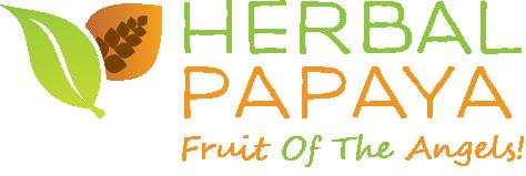 herbal papaya logo