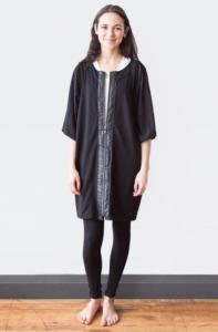Encircled Kimono Dress