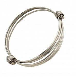 Whirling Fortunes Bracelet Silver
