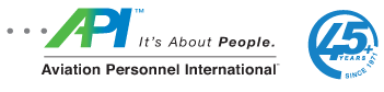 Aviation Personnel International logo