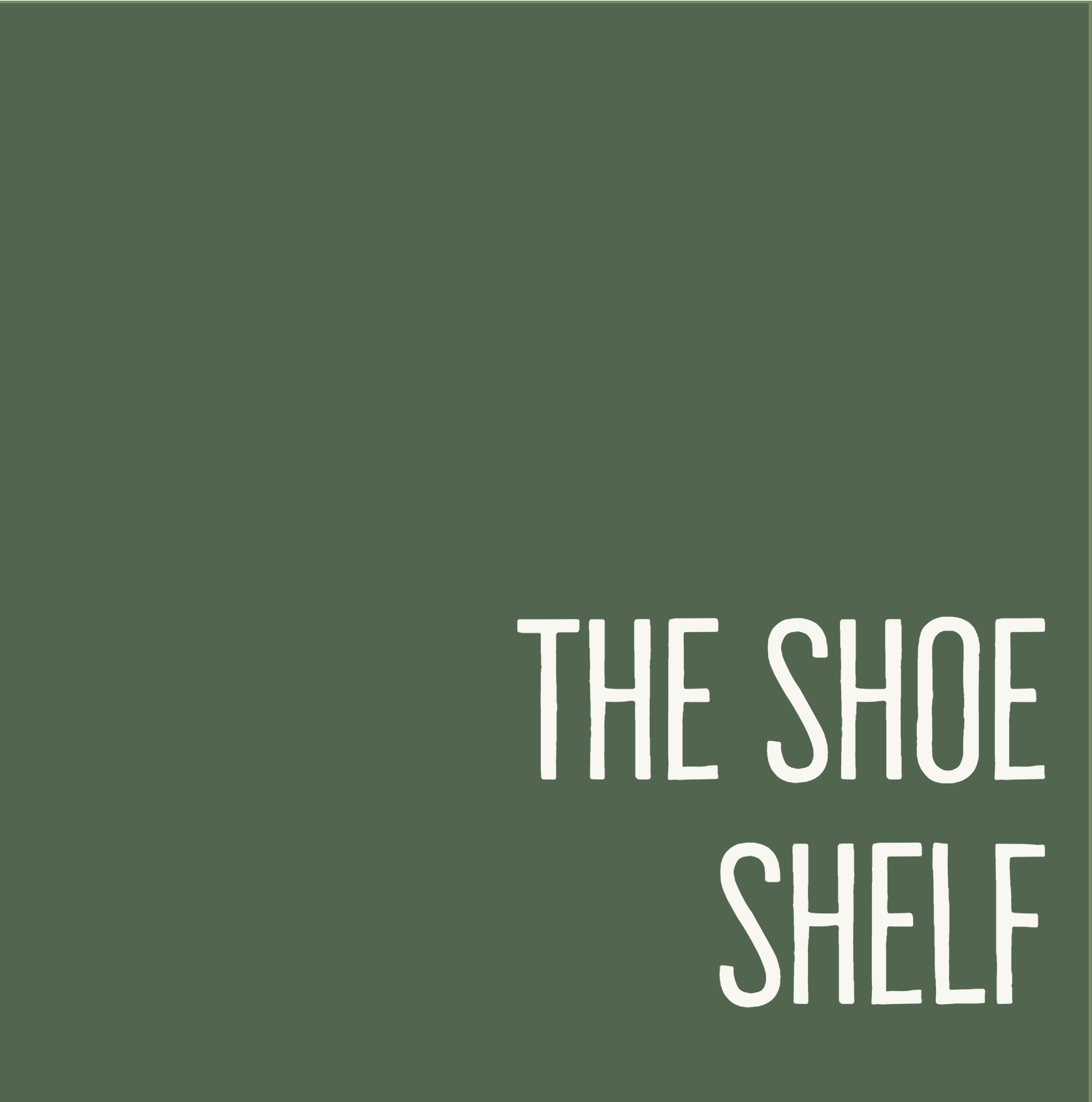 The Shoe Shelf