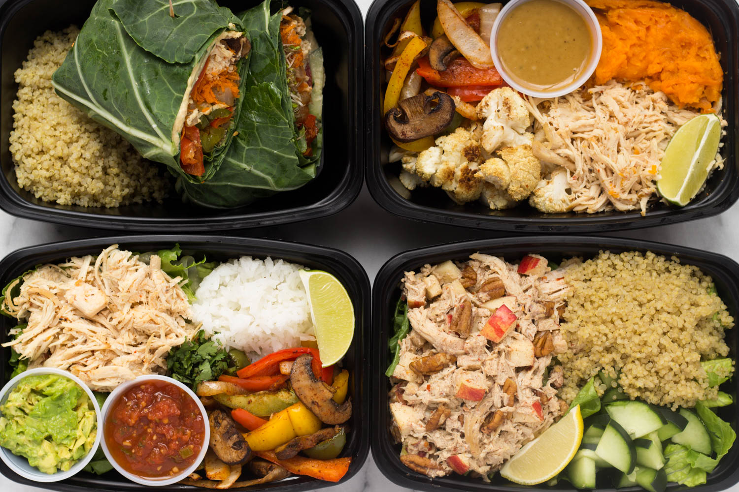 Prep recycle meal prep made easy eat the gains for Different meals to make with chicken