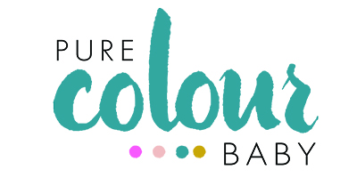 Pure Colour Baby logo
