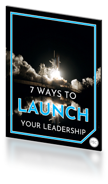 7 Ways to Launch Your Leadership