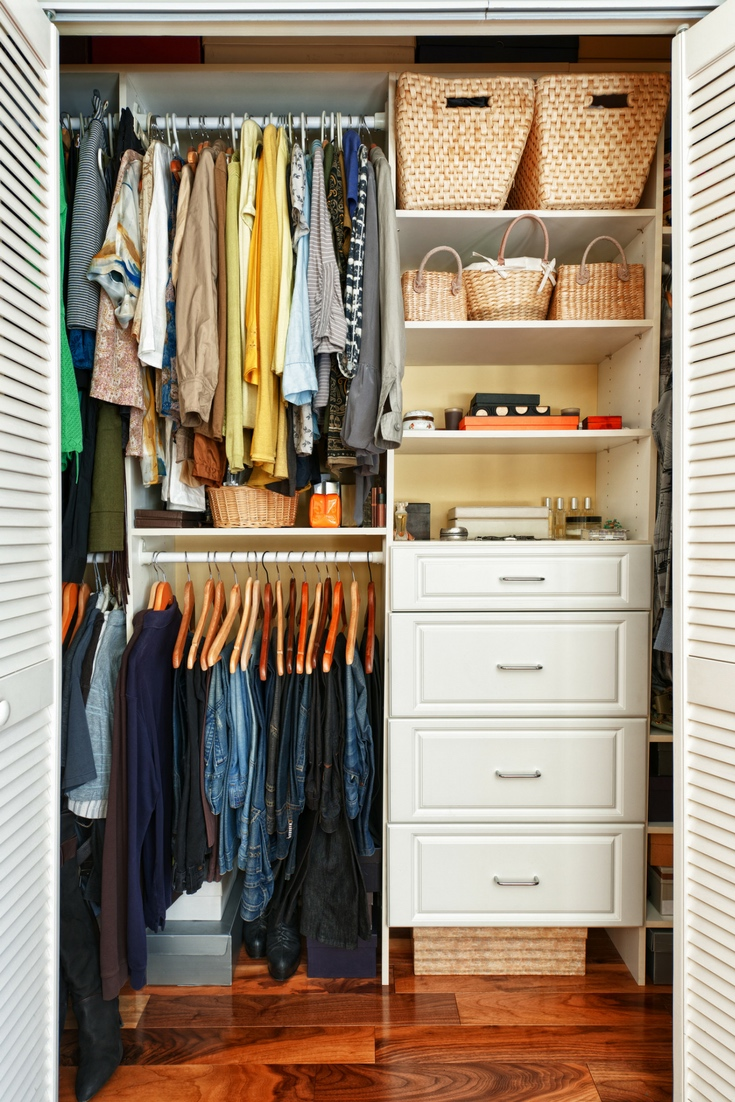 Your Closet Can Look Like This!