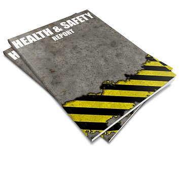 Helath and safety report image