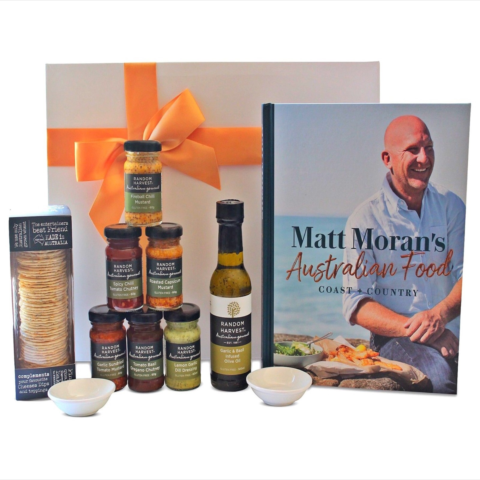 Gift Ideas for Dad - Cooking Hamper
