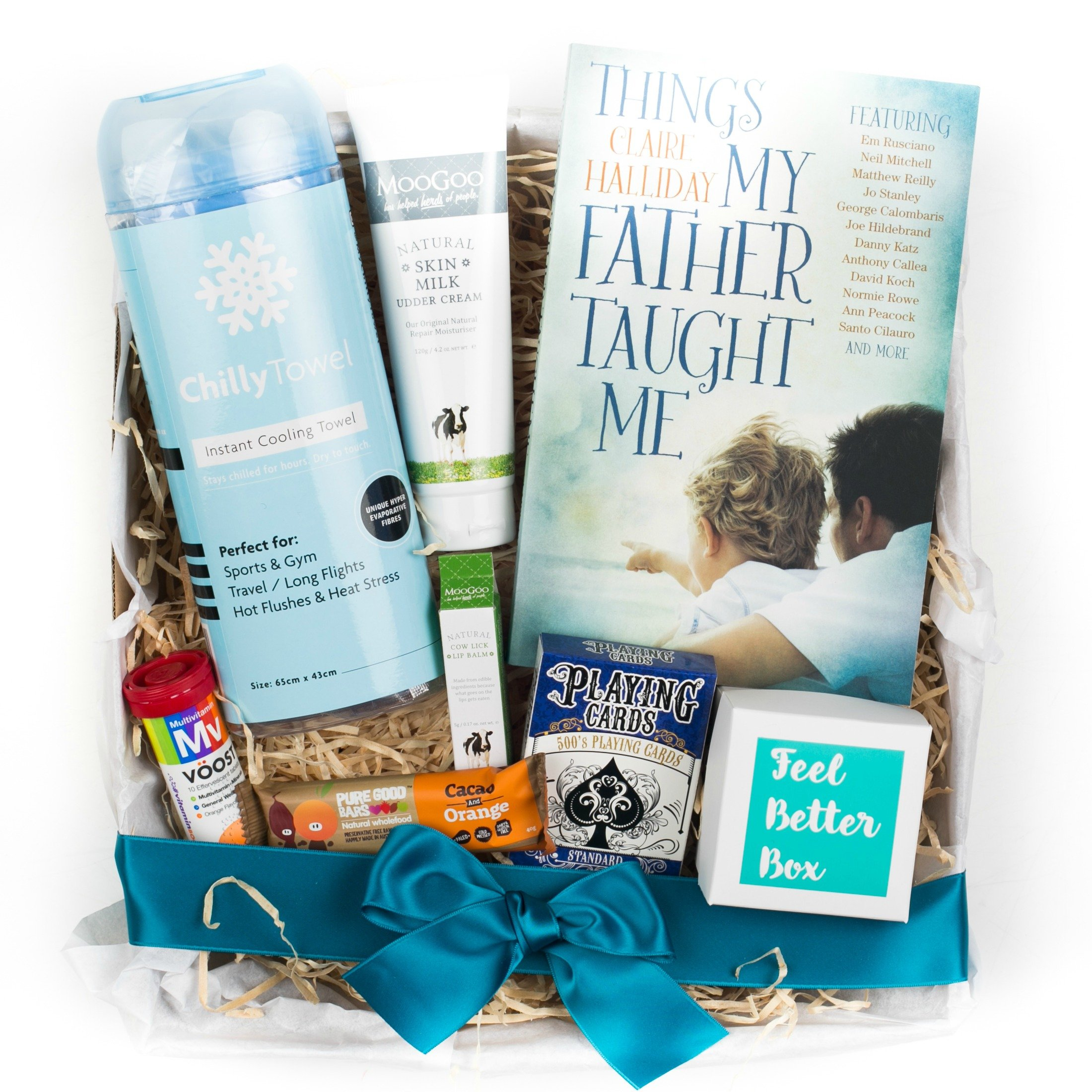 Gift Hamper and Idea for Father's Day