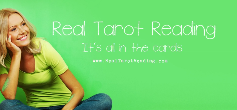 Real Tarot Reading it's all in the cards