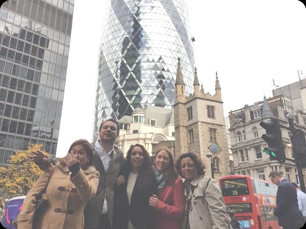 Visita a Lloyds of London