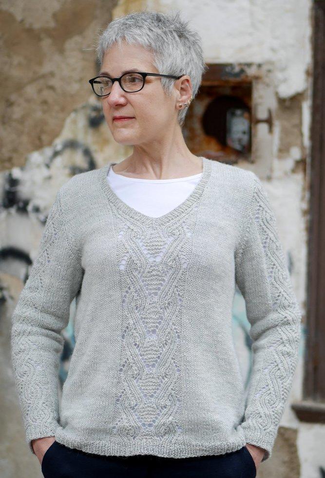 Janet Guthrie Sweater