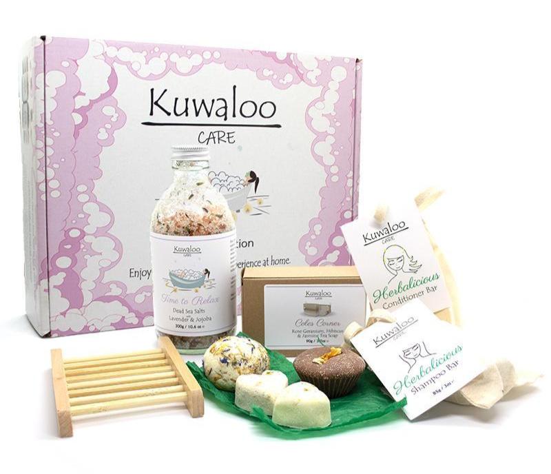 Kuwaloo Care | Bath Collection Box 2020