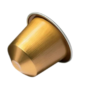 Nespresso Kapseln aus Aluminium